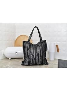 torba na zakupy czarna