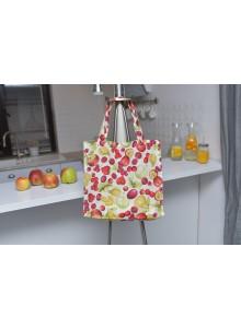 torba na zakupy owoce