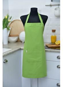 Fartuszek kuchenny zielony
