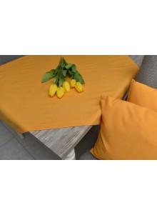 obrus żółty